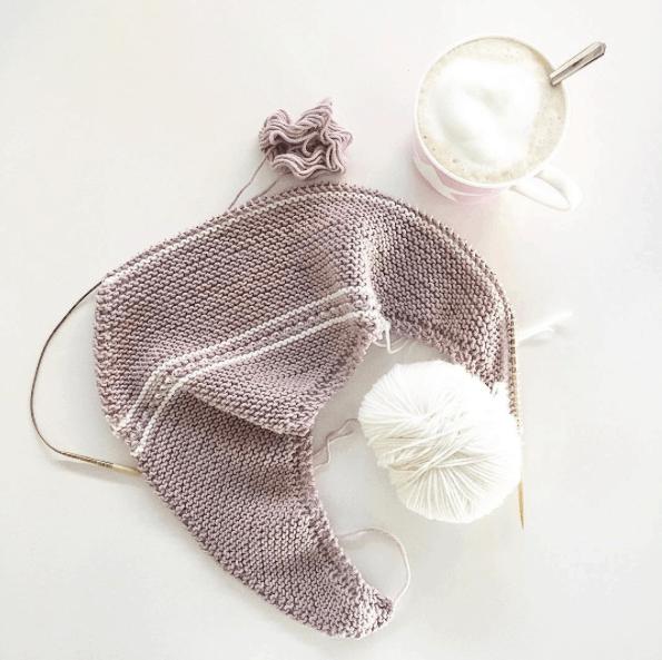 Drachenfelstuch stricken - Wollpaket von Meine fabelhafte Welt 1