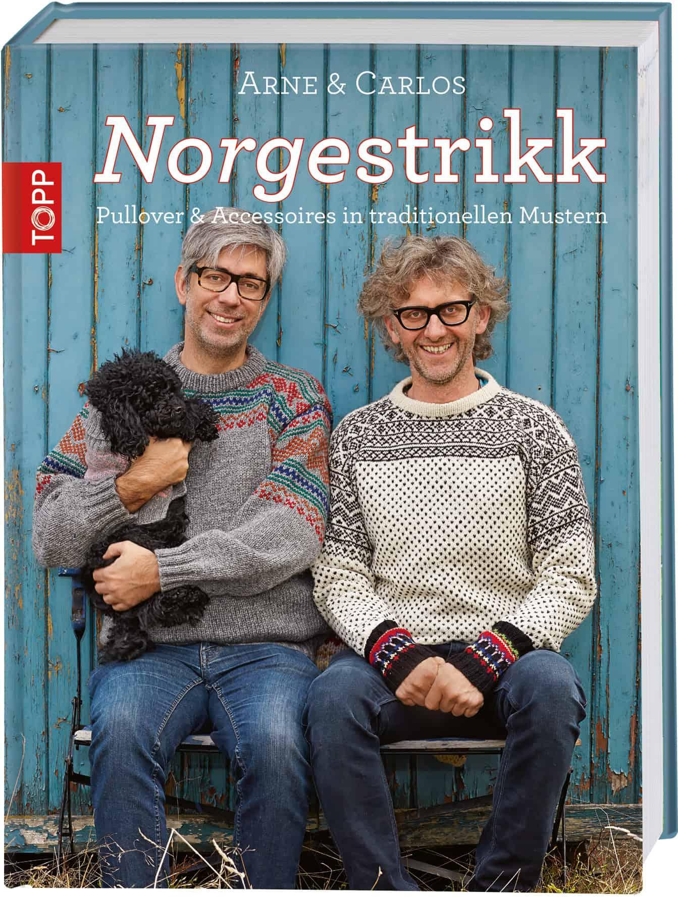Norgestrikk - Buchvorstellung