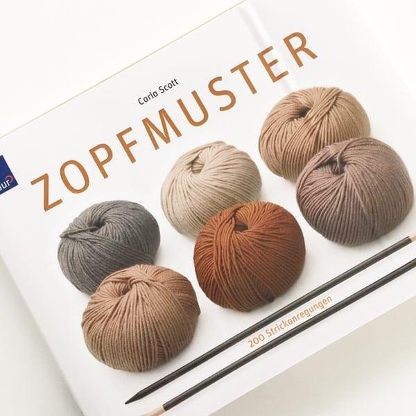 Strickbuch Zopfmuster