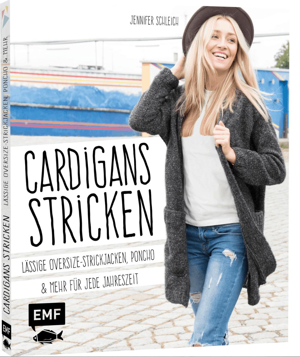 Cardigans stricken - eine Buchvorstellung 1