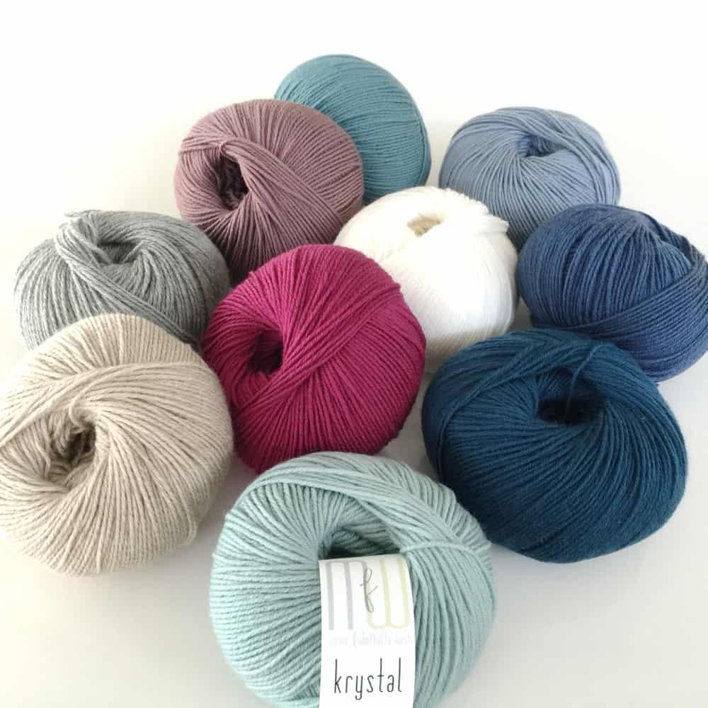Krystal - neue Farben 4
