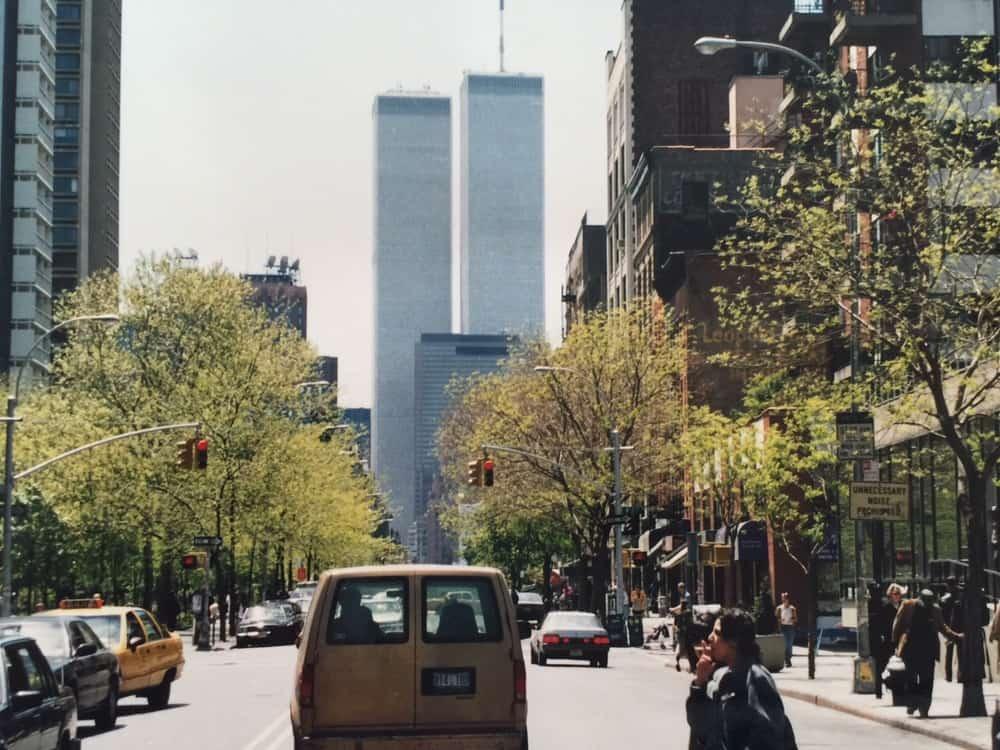 """In meinem """"New York"""" gab es das World Trade Center noch...."""