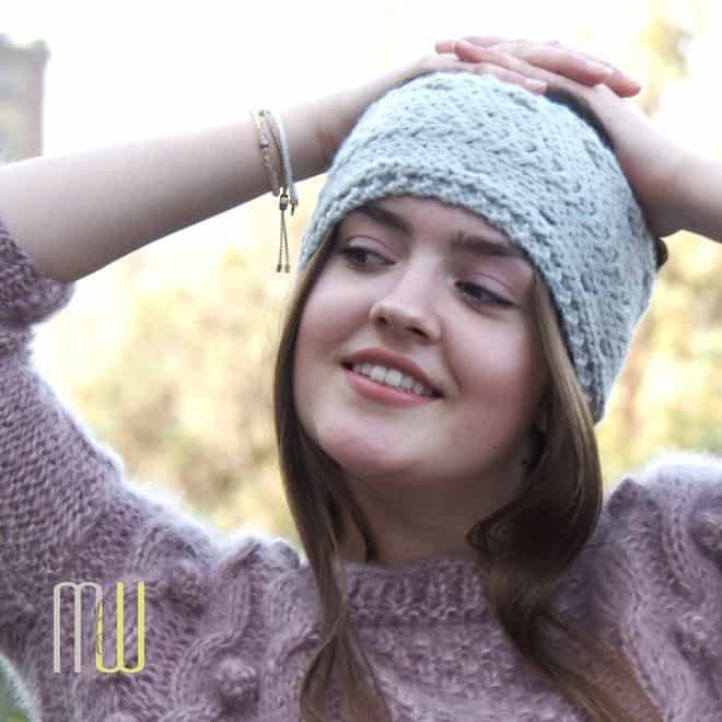 Stirnband Mustermix #5Tage5Köpfe   Meine fabelhafte Welt