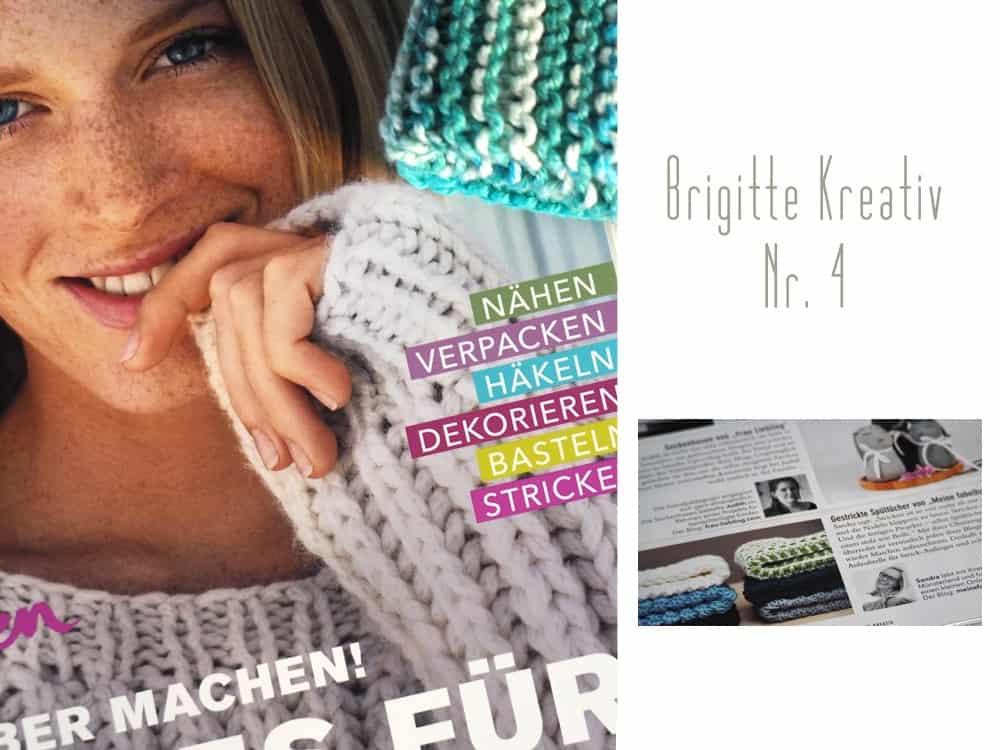 Brigitte Kreativ Die Nr 4 Mit Mir Meine Fabelhafte Welt