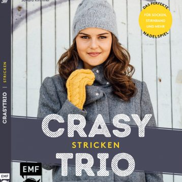 "Sets zum Buch ""Crasy Trio Stricken"""